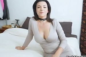 Big Tits Stepmother Fucked By Stepson