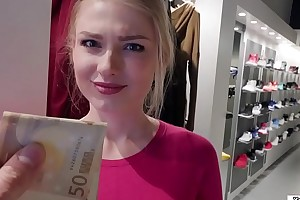 Hot sales descendant fucks stranger for cash