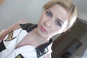 Abigaile constable footjob